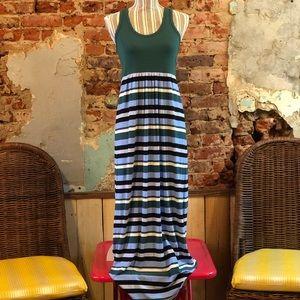 Ann Taylor LOFT Beach Long Dress